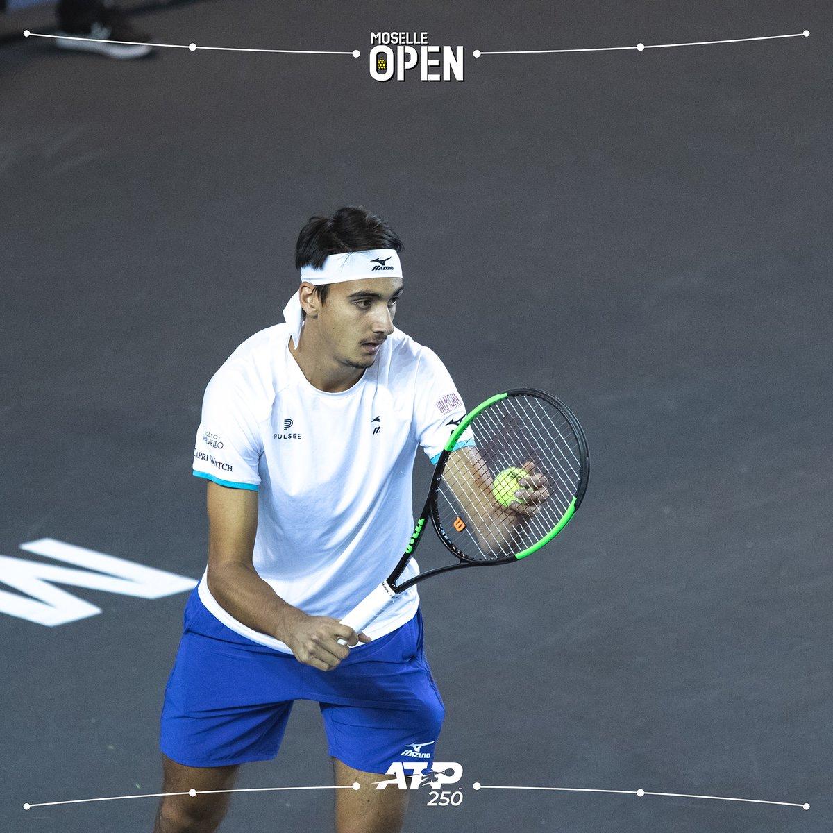 ATP 250 Metz- Esordio positivo per Sonego e per Tsonga