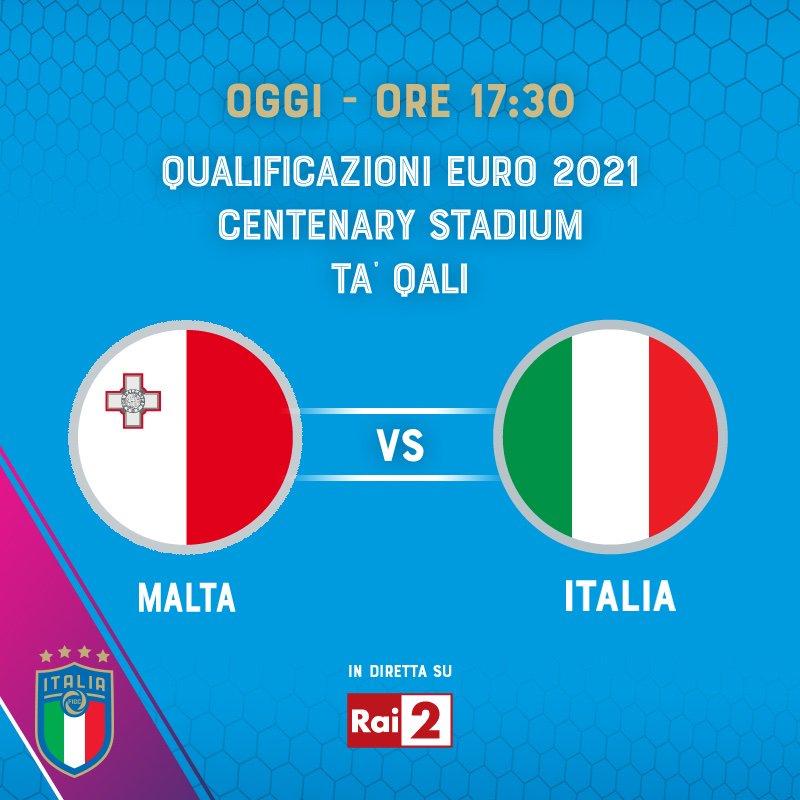 Qualificazioni Europei Femminili 2021-Italia batte Malta 2-0 e continua a vincere