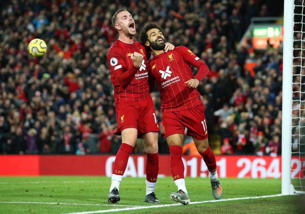Premier League - Vince il Liverpool sul Tottenham e riallunga in testa