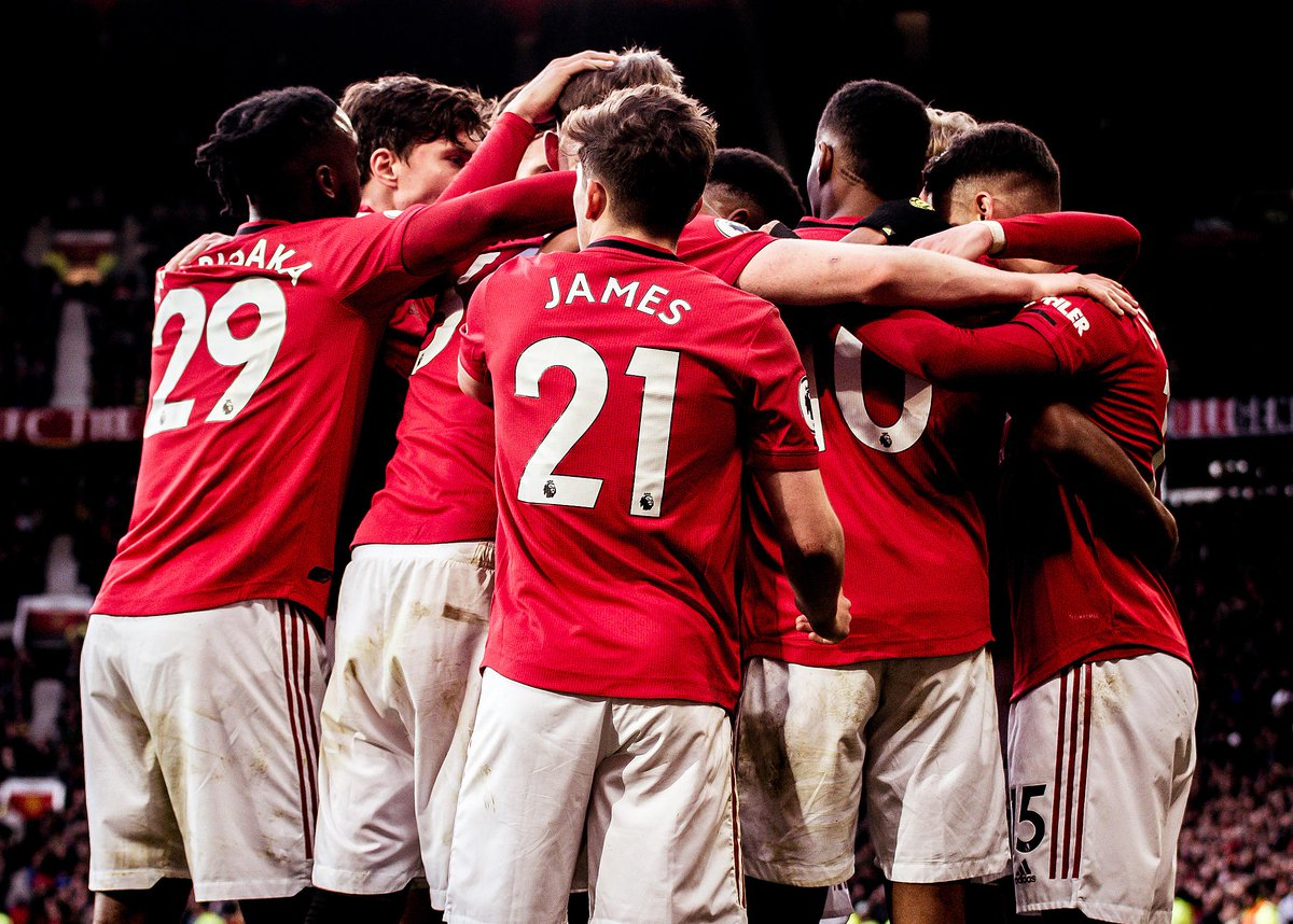 Il Manchester United torna a vincere in Premier