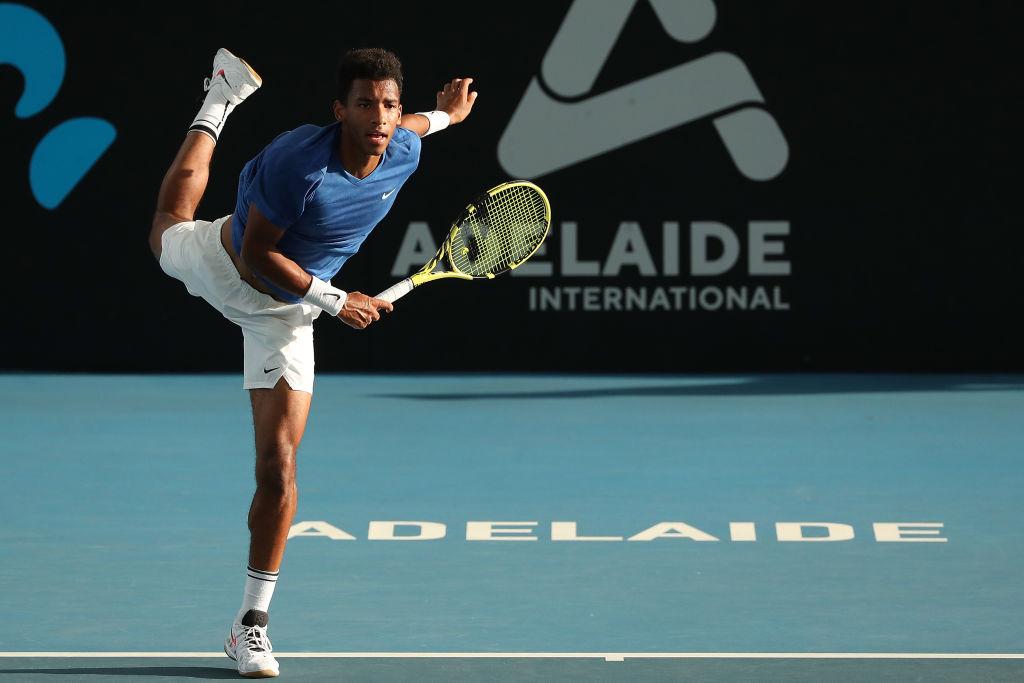 ATP Adelaide: Continua la favola di Harris e di Paul