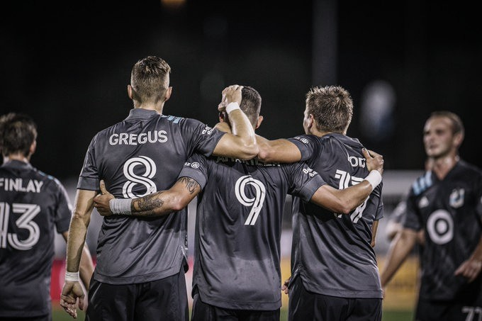 Minnesota United FC rompe el sueño californiano