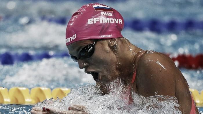Rio 2016, niente Olimpiadi per Efimova e Morozov. Esclusi anche altri cinque nuotatori
