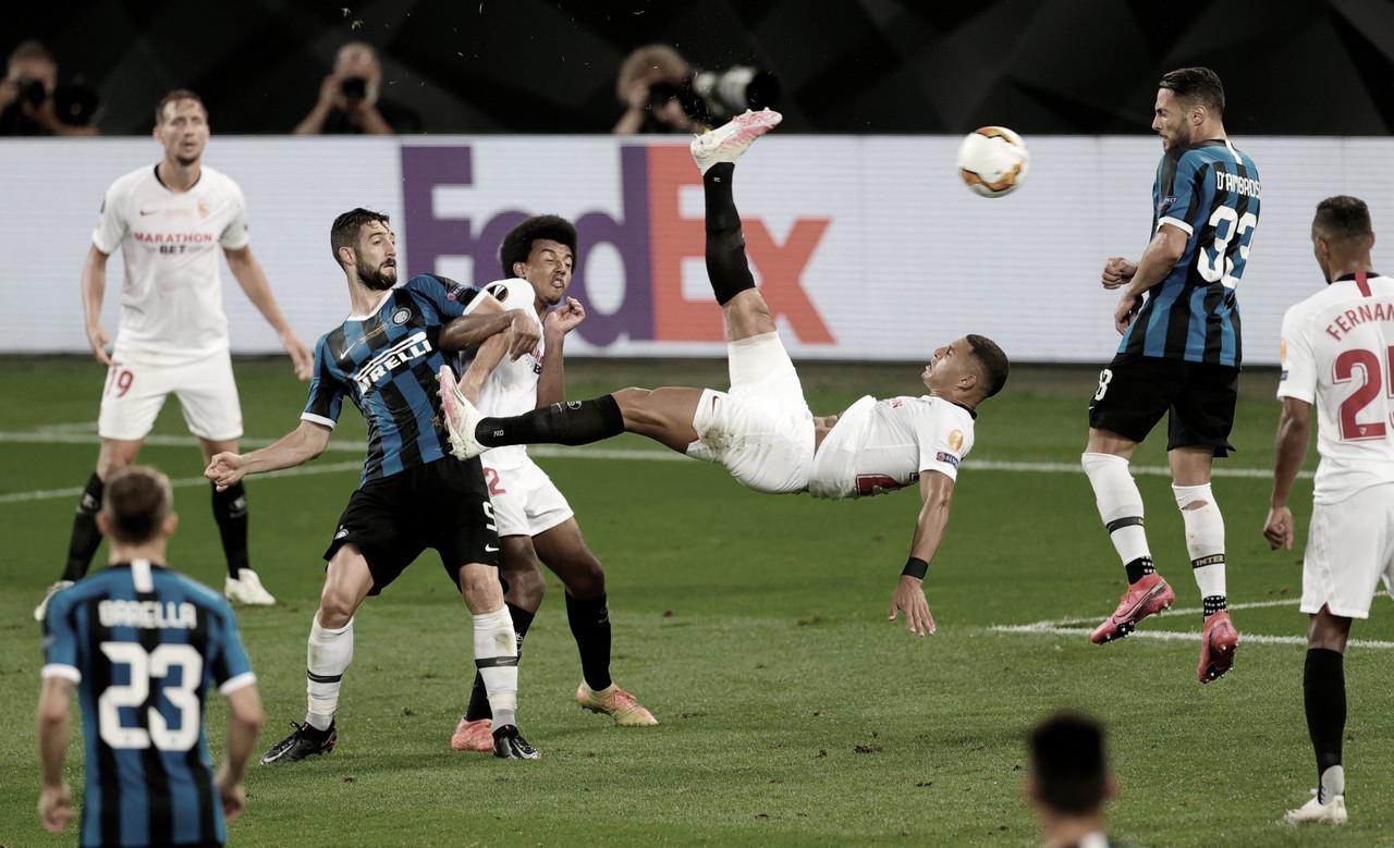 Seis Europa League como seis coronas