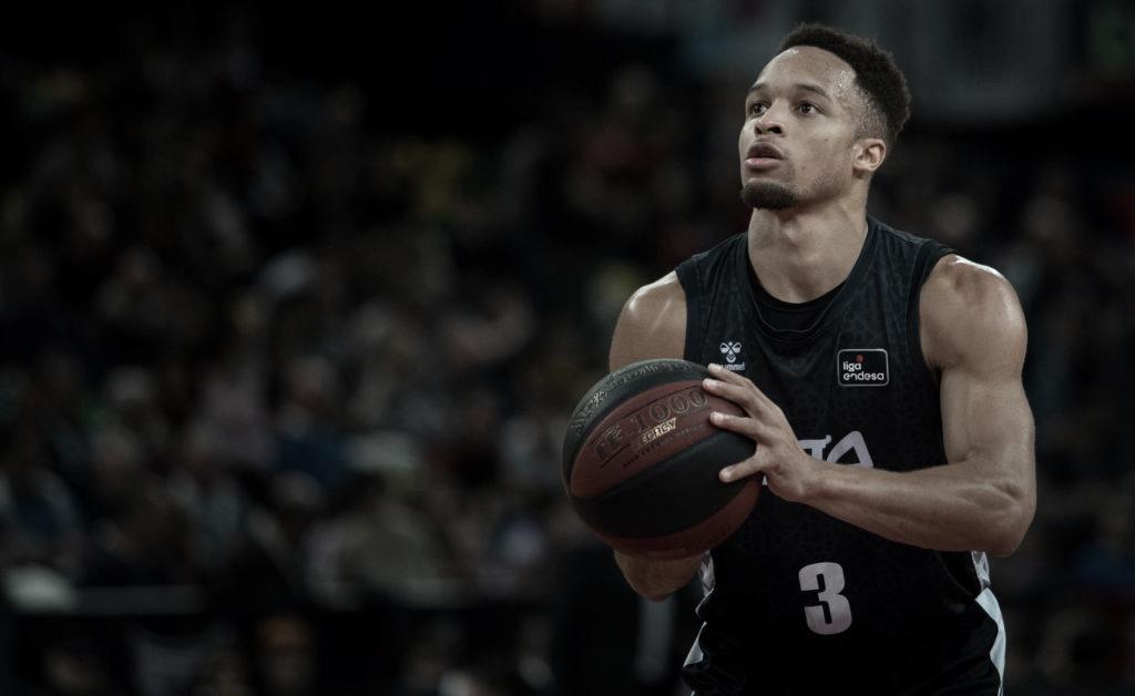 Jaylon Brown, jugador más seguro de RETAbet Bilbao Basket en la 2ª jornada