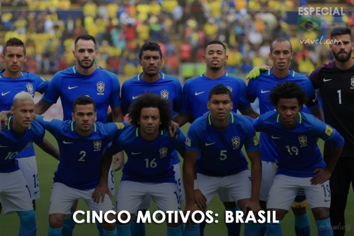 Eliminatórias: cinco motivos para acreditar na vitória do Brasil contra Argentina