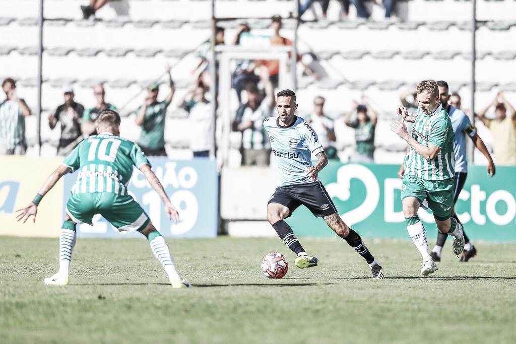Resultado Grêmio x Juventude pelo Campeonato Gaúcho (0-0)
