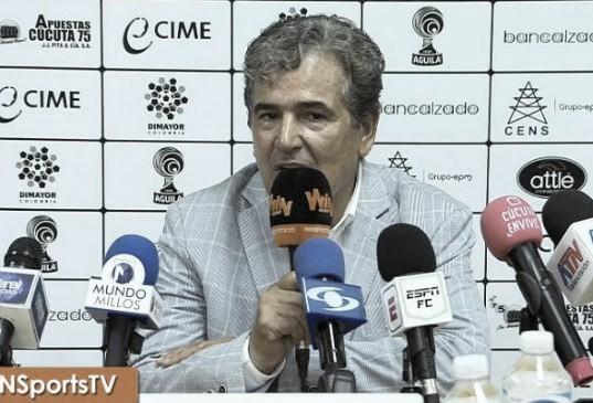 """Jorge Luis Pinto: """"La defensa no tuvo comportamiento"""""""