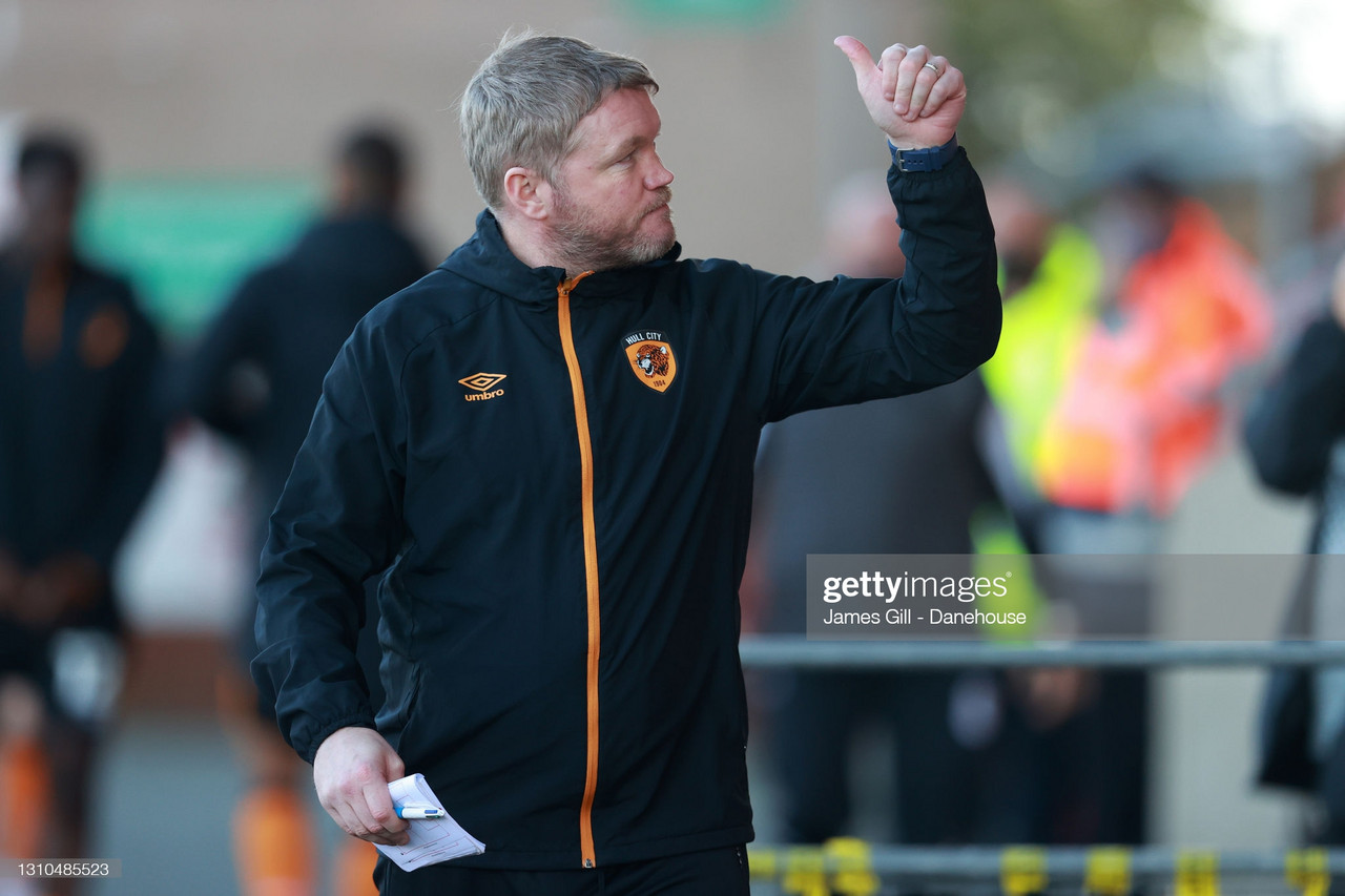 Opinion: Why Hull City fans need to give Grant McCann time