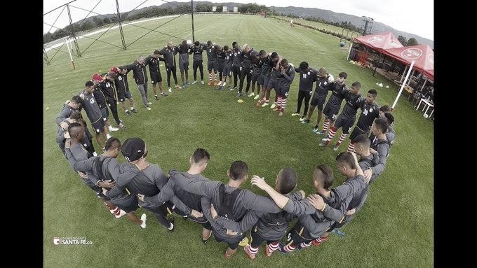 Los convocados de Harold Rivera para enfrentar al Atlético Huila
