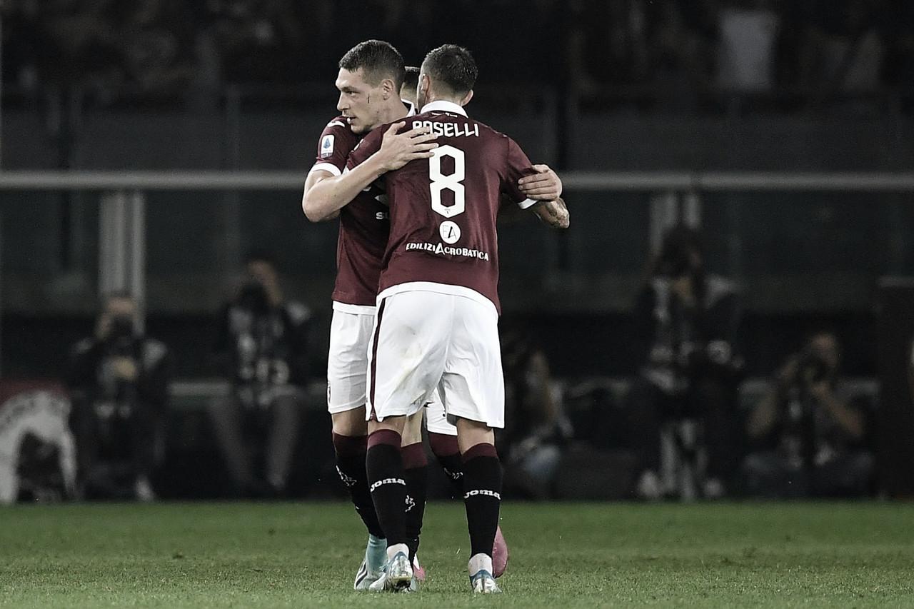 Torino vence de virada e complica vida do Milan no Campeonato Italiano