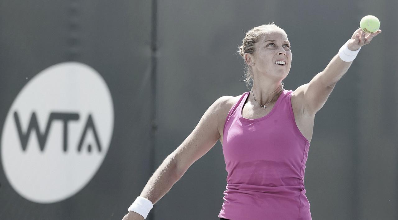 Shelby Rogers surpreende Serena Williams e vai às semifinais em Lexington