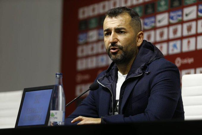 """Diego Martínez: """"Es una barbaridad, ha sido un triunfo de todos"""""""