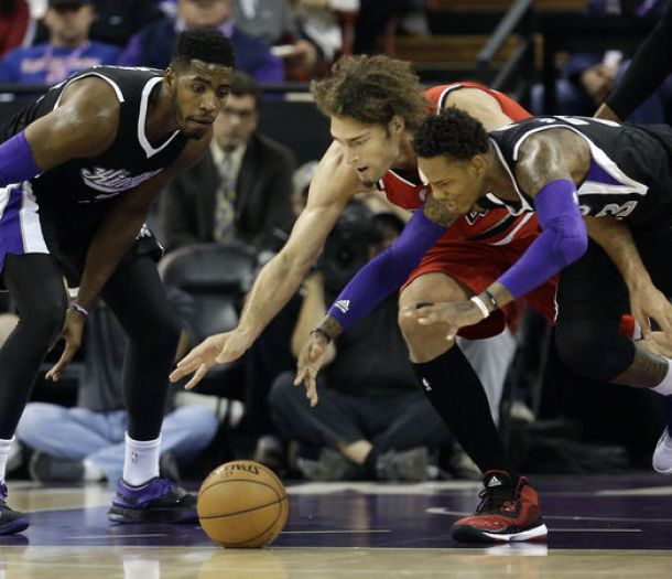 Portland Trail Blazers Kings: Sacramento Kings Defeat Portland Trail Blazers Behind Rudy