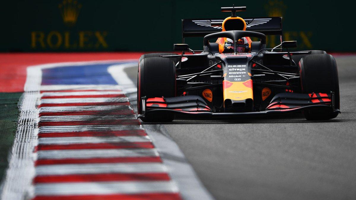 Formula 1 - Gran Premio di Russia: Verstappen davanti a Leclerc nelle libere 2