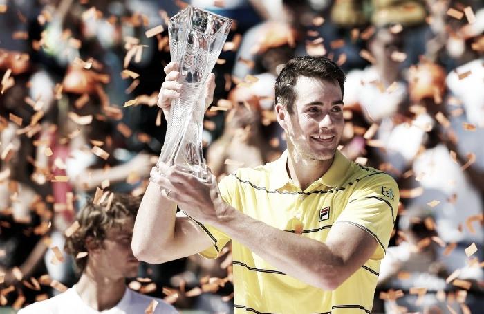 Anuario ATP: El año de John Isner