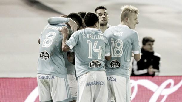 Celta - Espanyol: puntuaciones del Celta, jornada 15 de la Liga BBVA