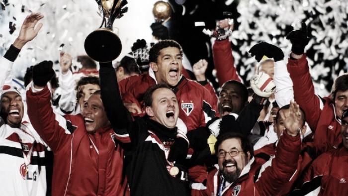 A Terra pintada de vermelho, preto e branco: os 11 anos do tri-mundial do São Paulo