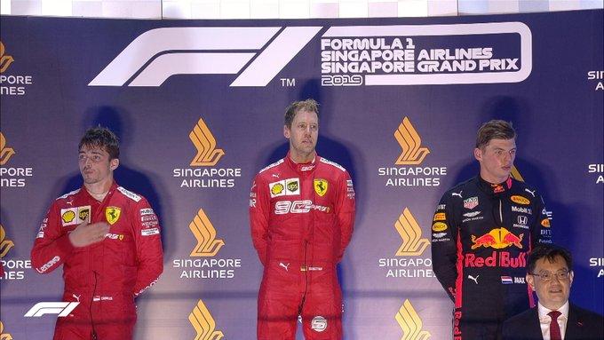 F1 - Le pagelle da Singapore