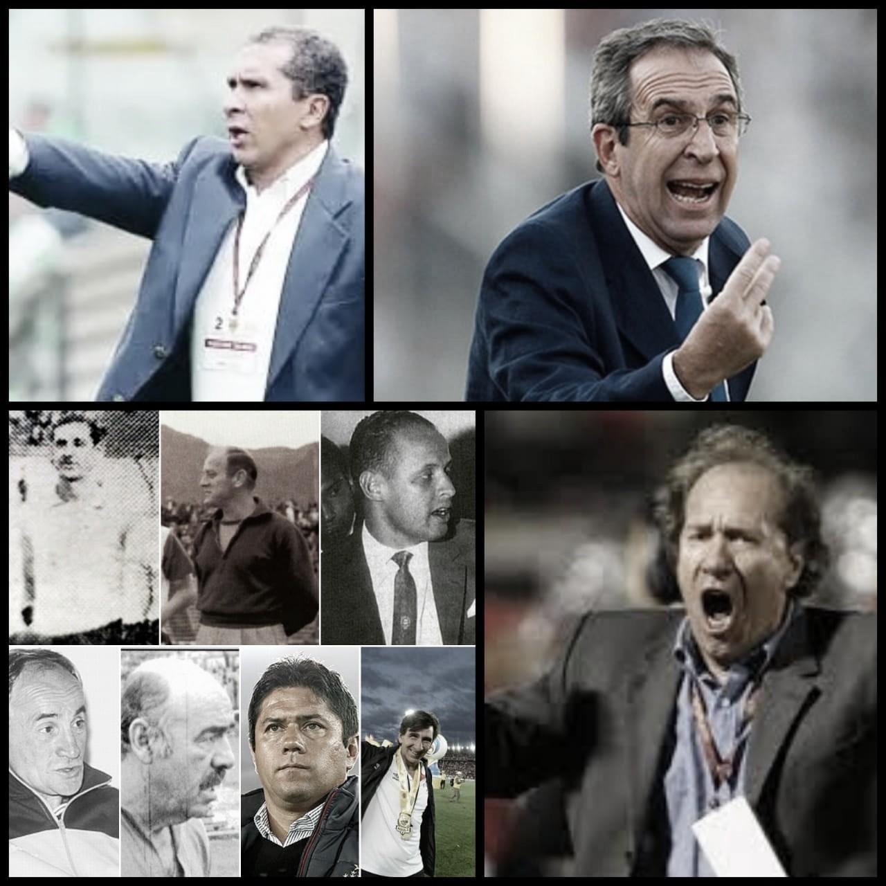 Independiente Santa Fe y sus directores técnicos: una reunión de alegrías y desazones