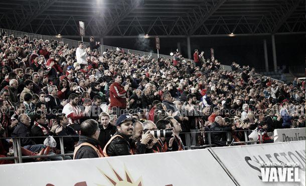 El Almería - Eibar es la quinta mejor entrada de la temporada
