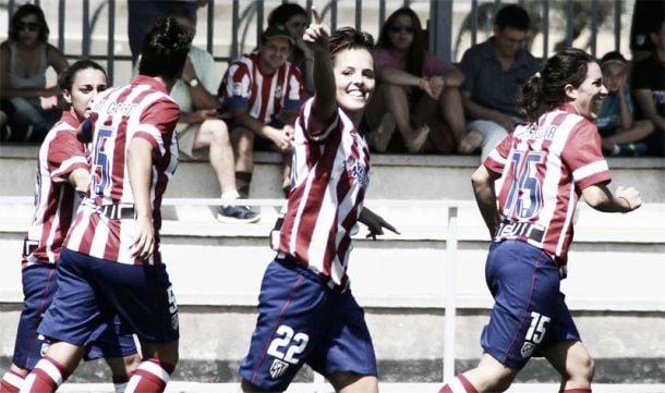 """Claudia Zornoza: """"No voy a mentir, el sueño de ganar la Liga lo tenemos ahí"""""""
