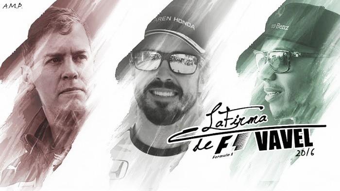 La Firma de F1 VAVEL: Nico, no sabes hacer de Hamilton