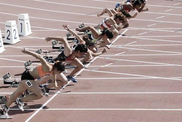 Un breve relato, una lección de atletismo entre competidores