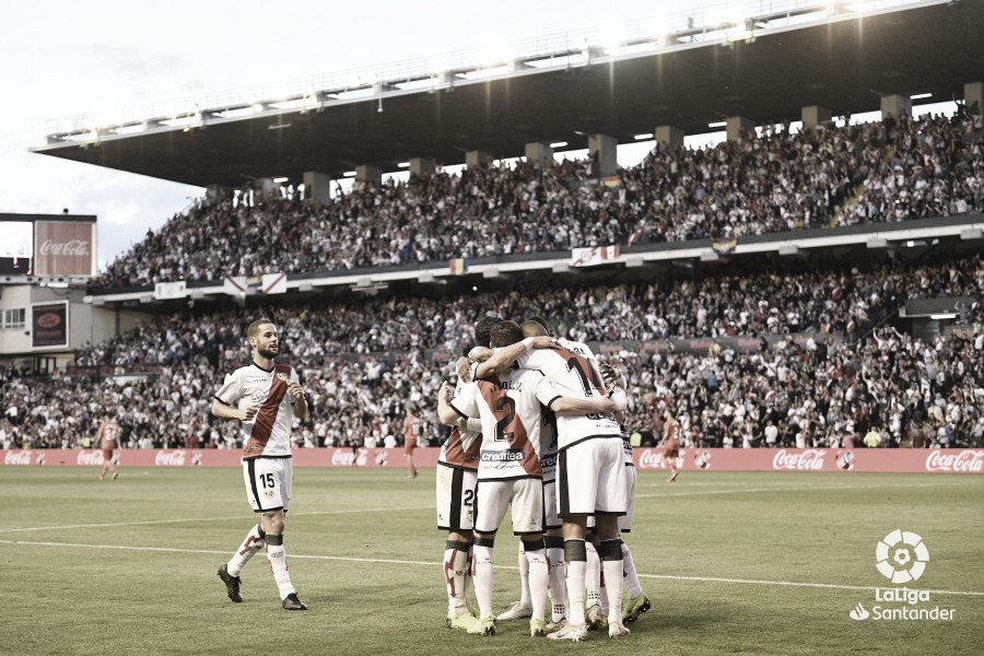 El VAR, protagonista de la victoria en el Rayo Vallecano - Real Madrid