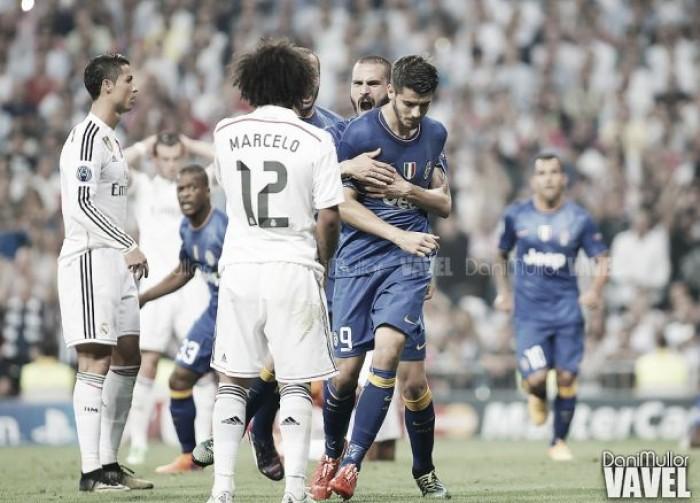 Morata se despide de la Juventus en una carta