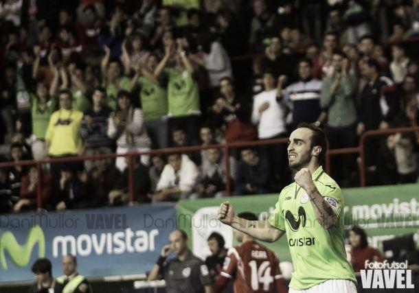 Movistar Inter se ve obligado a irse de Alcalá