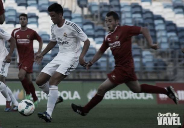 Fotogalería: Real Madrid Castilla 2-0 C.F. Fuenlabrada, en imágenes
