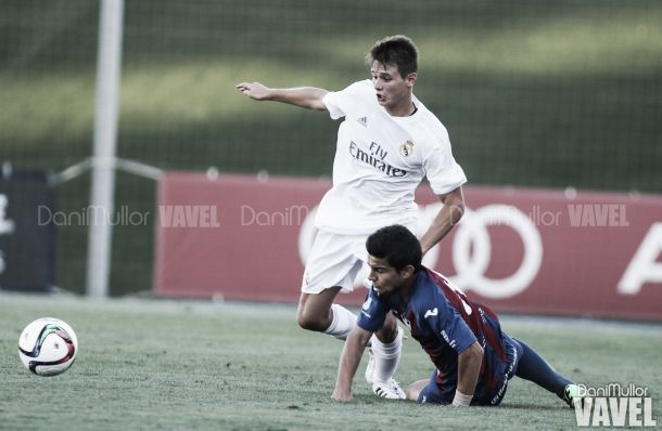 Fotos e imágenes del RM Castilla vs G. Segoviana, pretemporada 2015