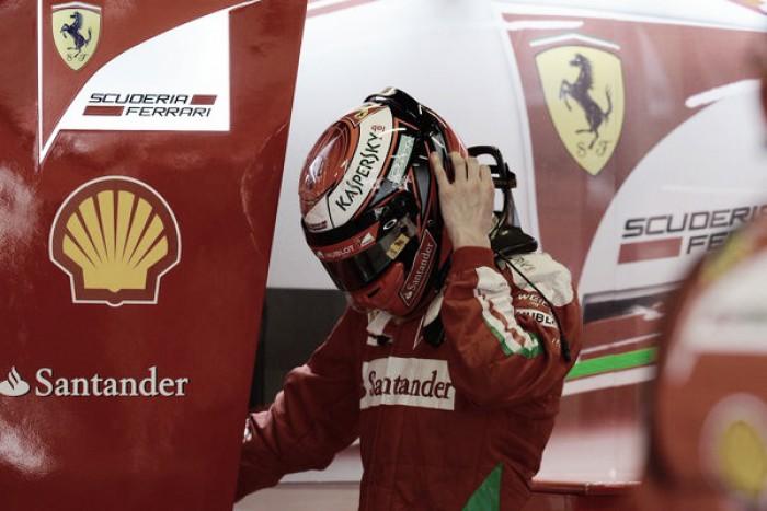 """Kimi Raikkonen: """"En cuanto a velocidad hemos estado bien"""""""