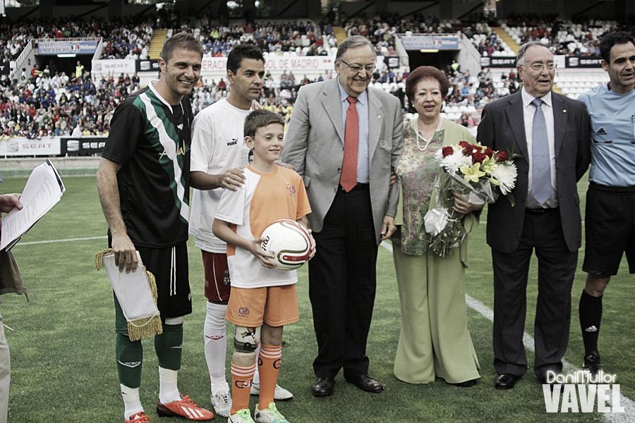 Fotogalería: Selección de Madrid 1-2 Selección Andalucía, en imágenes