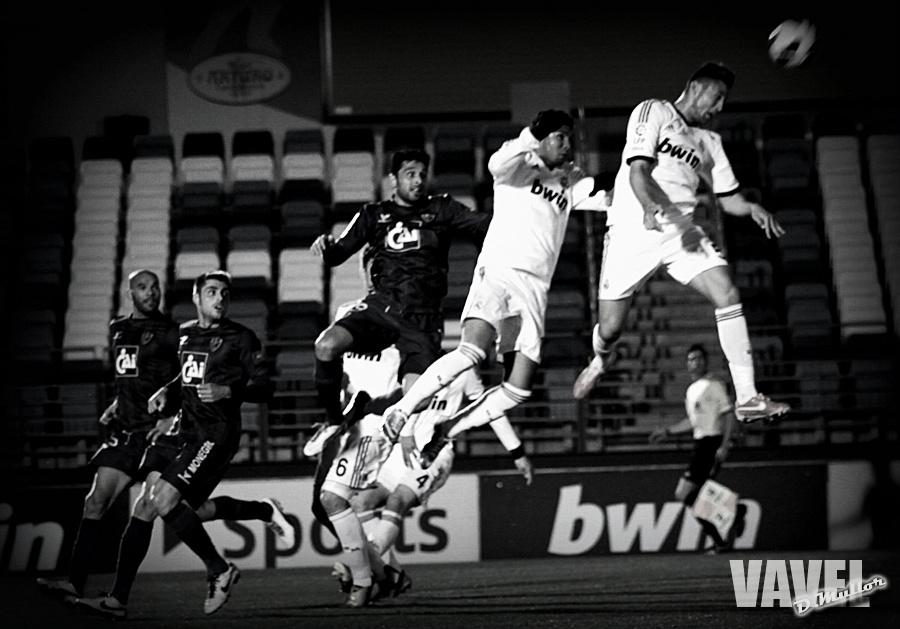 R.Madrid Castilla 5-1 SD Huesca: el partido en imágenes