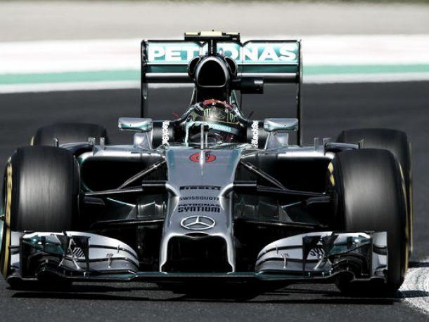 Nico Rosberg consigue su sexta pole de la temporada
