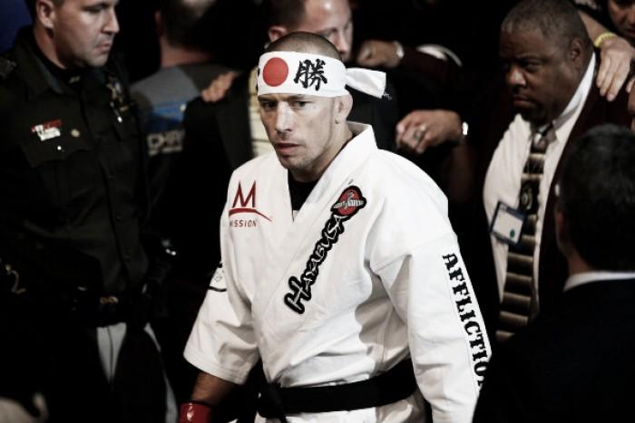 """GSP planeja retorno ao UFC: """"Se eles quiserem, têm o meu número"""""""