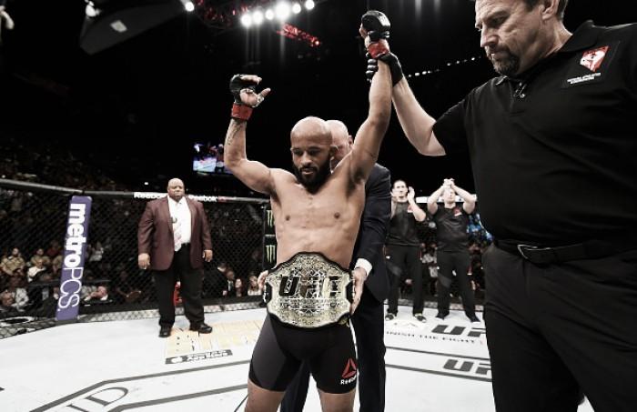 Campeão dos moscas, Demetrious Jonhson mede forças com Wilson Reis no UFC 201