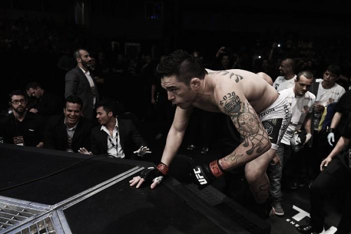 Após suspensão, Rony Jason enfrenta Dennis Bermudez no UFC Salt Lake City