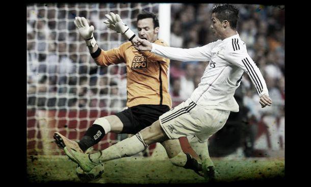 Novo trabalho de demolição do Real com Ronaldo em grande