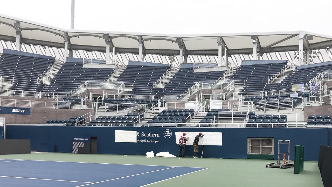 'Bolha' do US Open e do torneio de Cincinnatti registra caso de Covid-19