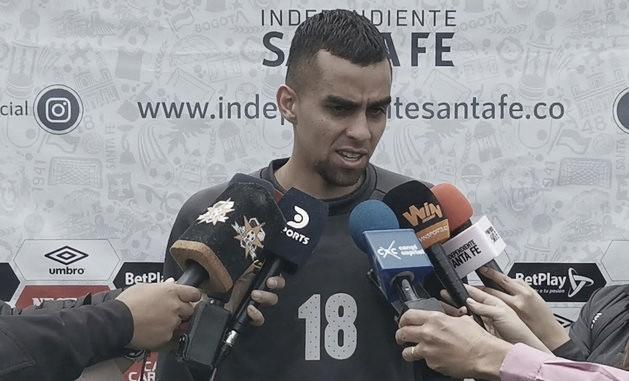 """Daniel Giraldo: """"Poco a poco vamos encontrando nuestro mejor nivel"""""""