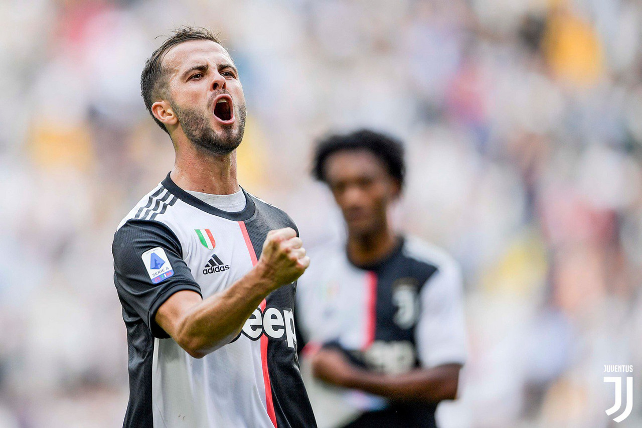 Serie A - Pjanic e Ronaldo abbattono la SPAL: la Juventus vince 2-0