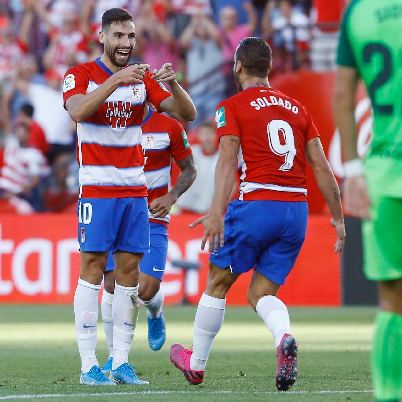 El Granada suma tres puntos de oro frente a un laborioso Leganés