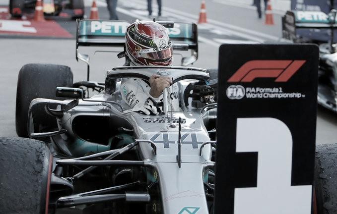 Hamilton volvió a ganar en Rusia