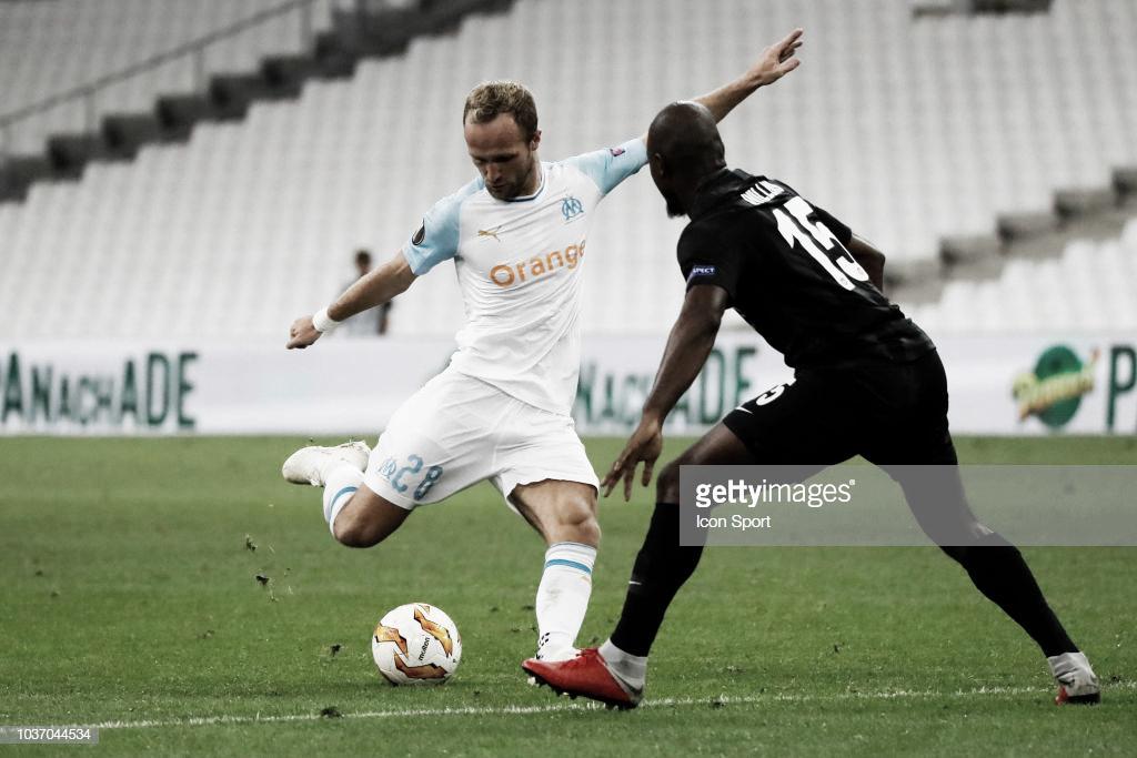 Resumen Eintracht Frankfurt vs Olympique de Marsella en Europa League 2018-2019