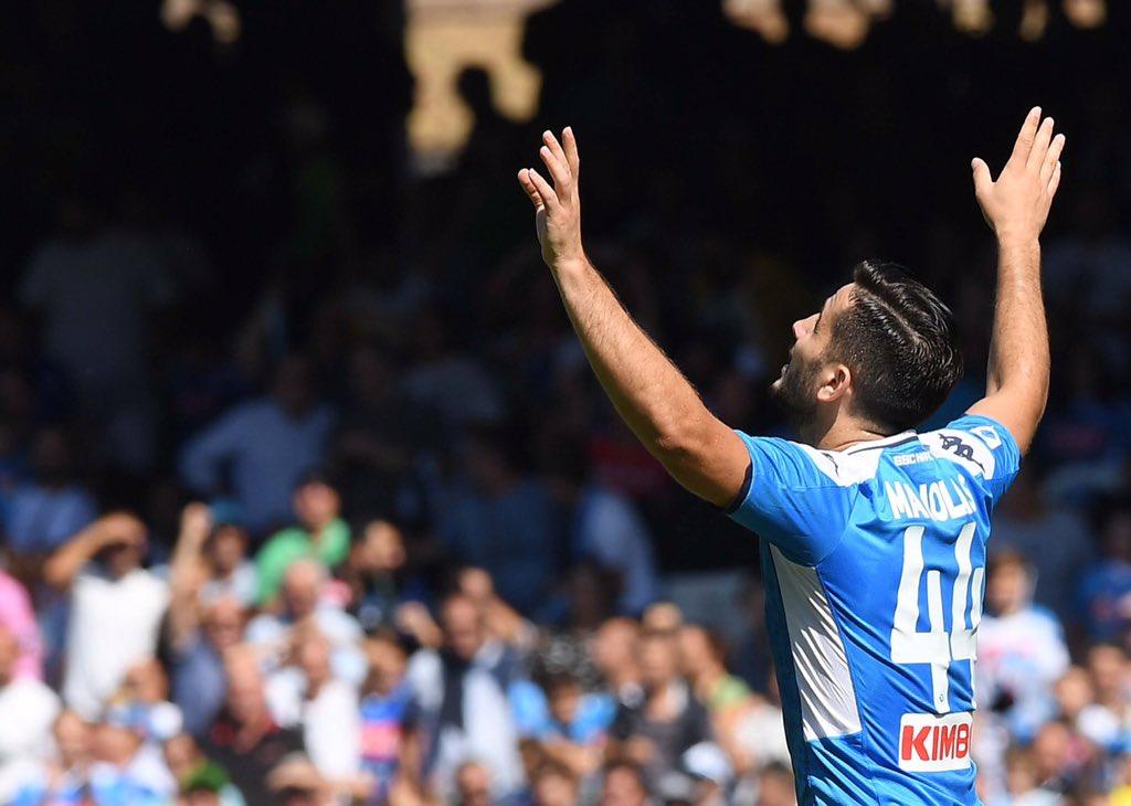 Serie A - Il Napoli regge e vince: battuto 2-1 un buon Brescia