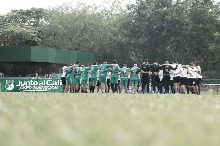 Los convocados del Deportivo Cali para la ida de la Copa ante Deportes Tolima