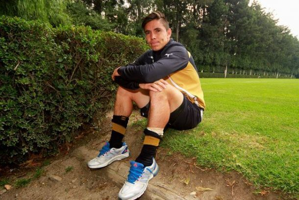 """Efraín Velarde: """"Somos un equipo, aquí ganamos y perdemos todos"""""""